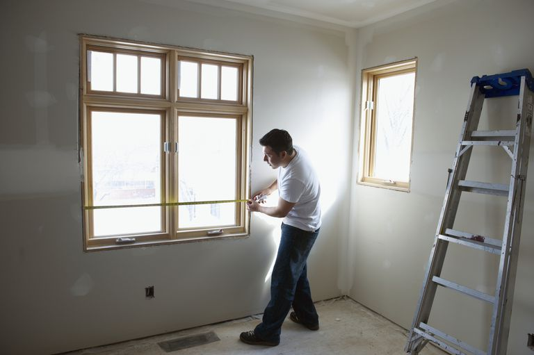 Professional guidance on how to hang drywall for Drywall around windows