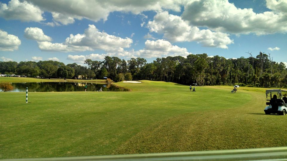The 18th at the International Golf Club, Tavares, FL
