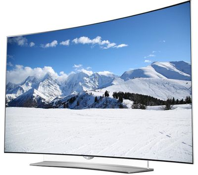 the lg oled65g6p 4k ultra hd tv picked as best of 2016. Black Bedroom Furniture Sets. Home Design Ideas