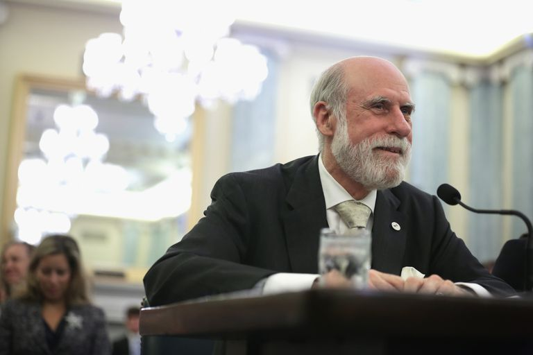 Senate Committee Hears Testimony From Vint Cerf On The Federal Research Portfolio