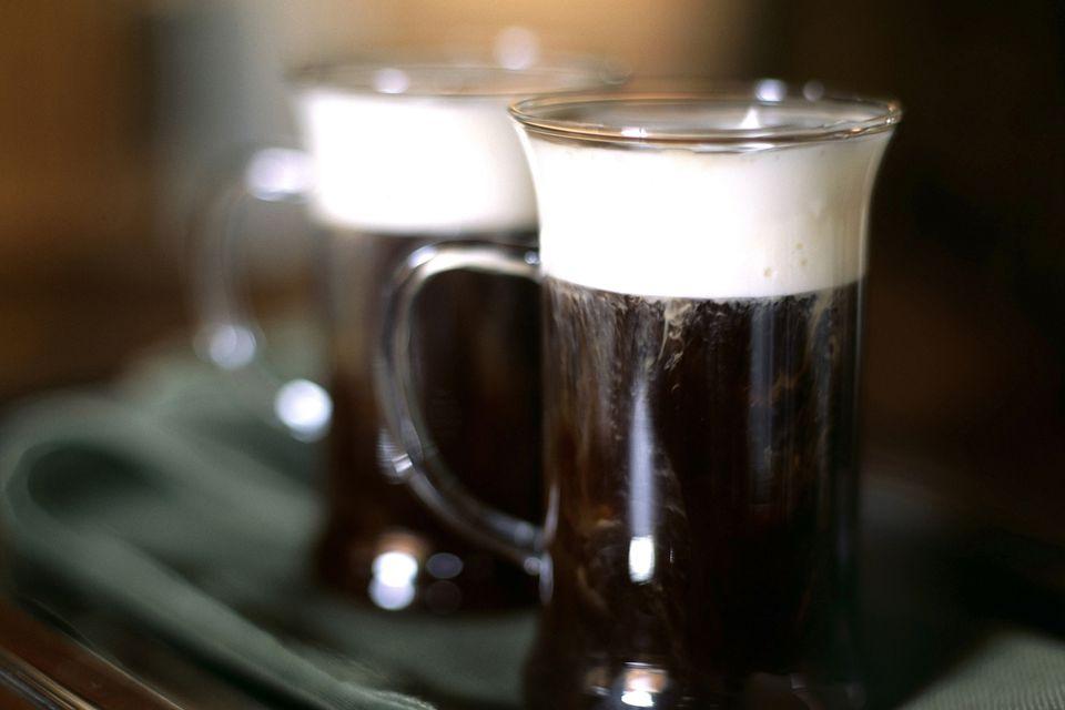 Roman Rasta Coffee Cocktail