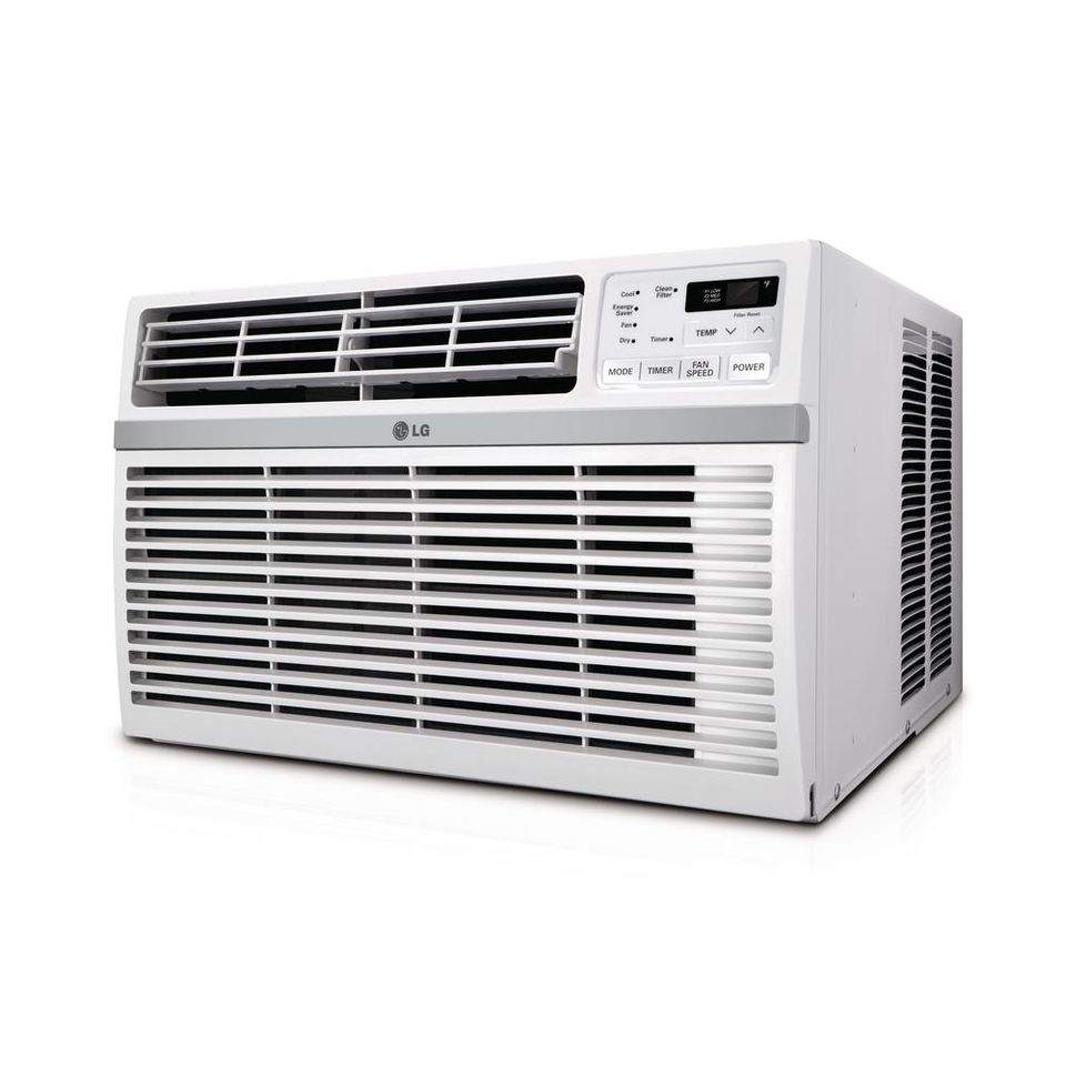 LG Electronics 12,000 BTU 115-Volt Window Air Conditioner