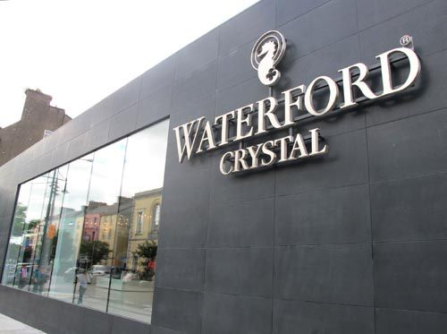 Tour Of The House Of Waterford Crystal Photo Gallery
