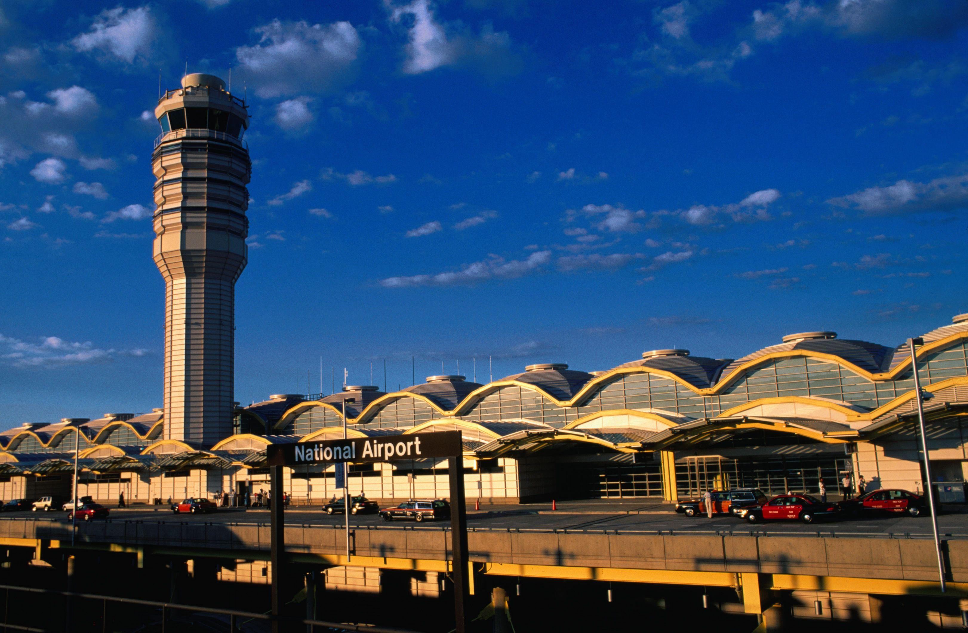 Reagan National Airport Hotels