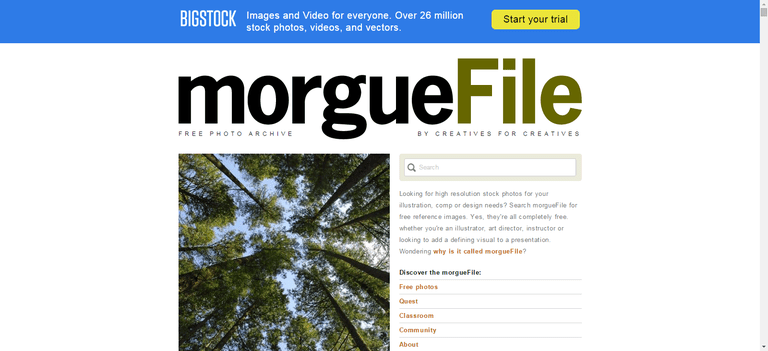 The Morgue File is a great source for public domain images you can use for  private or commercial purposes; they tend to attract really high quality  photo ...