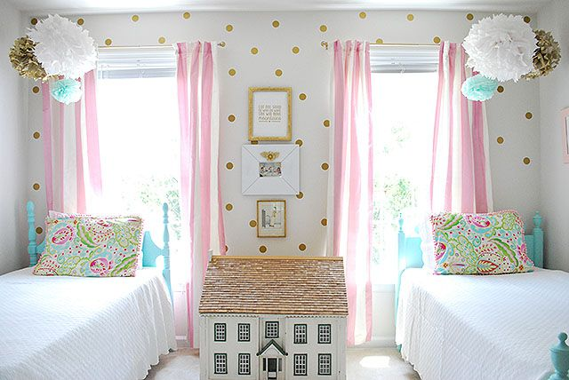 "Girls Room: 21 ""Dream Bedroom"" Ideas For Girls"