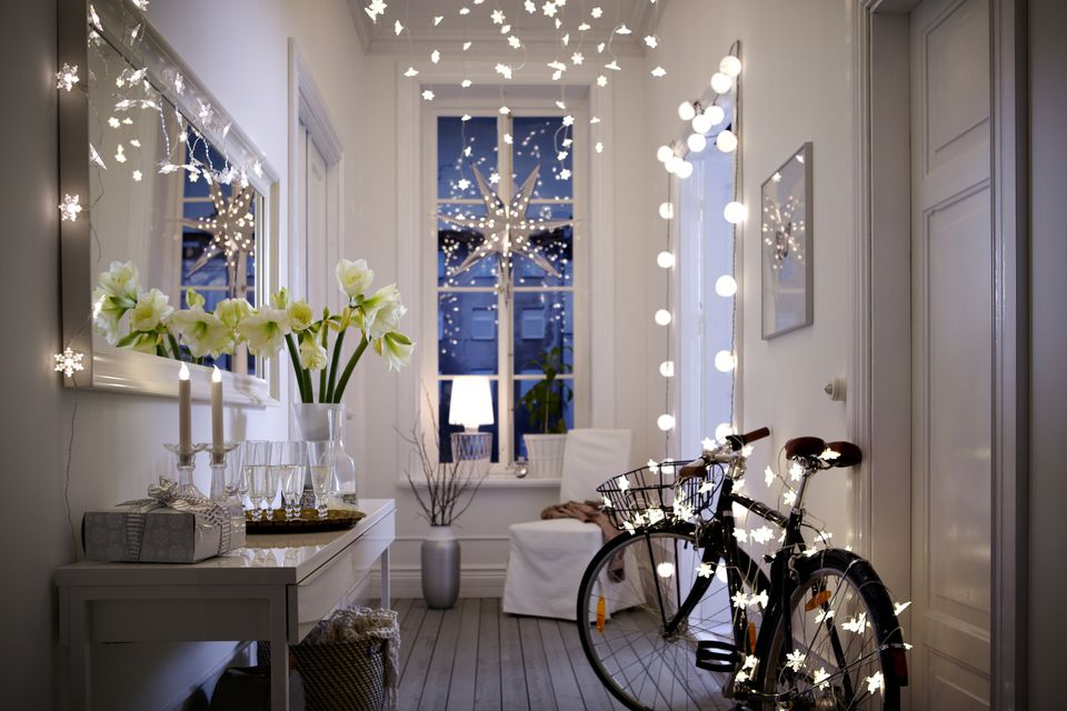 Small Space Holiday Entertaining
