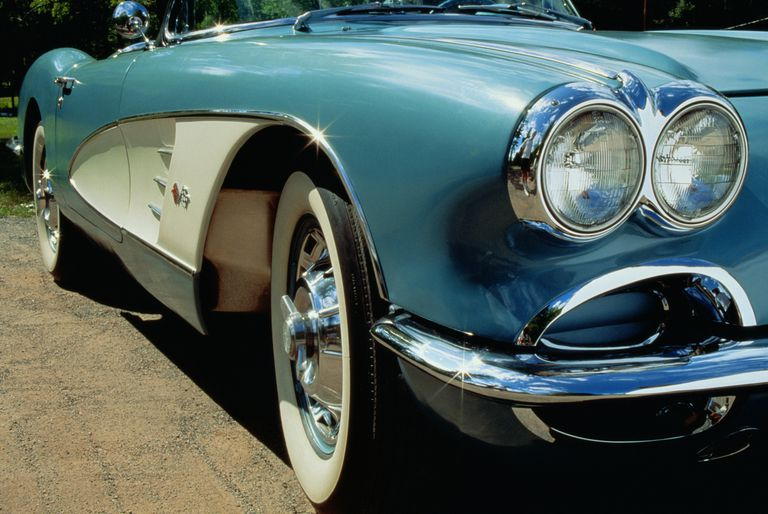 1960 CORVETTE IN DETAIL