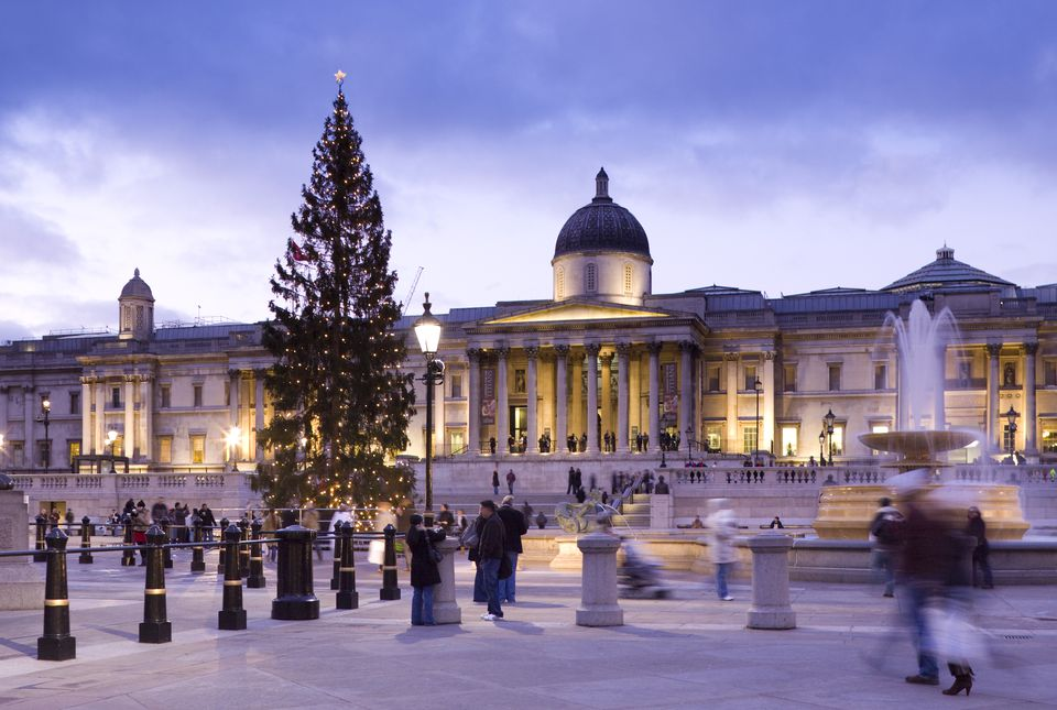London at Christmas: Activities and Events