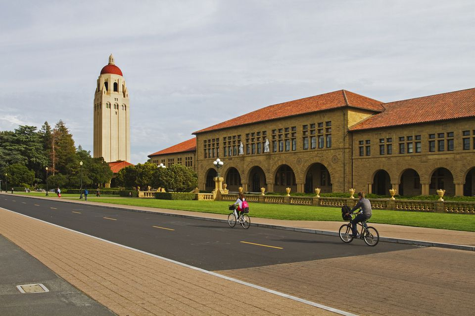 Stanford University in Palo Alto, CA