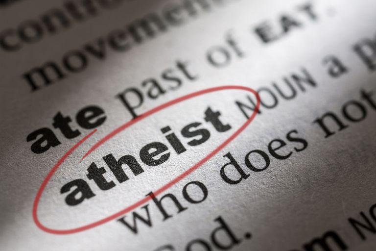 Atheist Definition