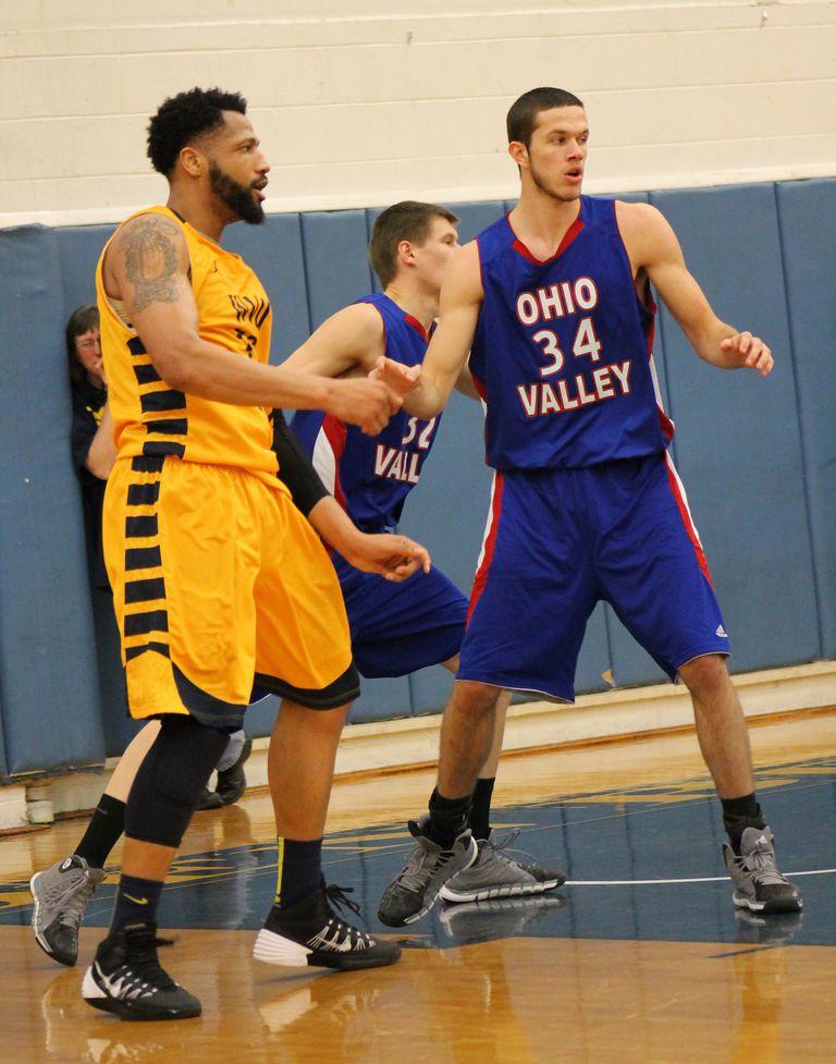 Ohio Valley Basketball