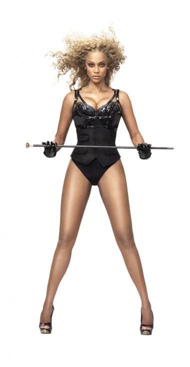 Tyra Banks on 'America's Next Top Model' 10