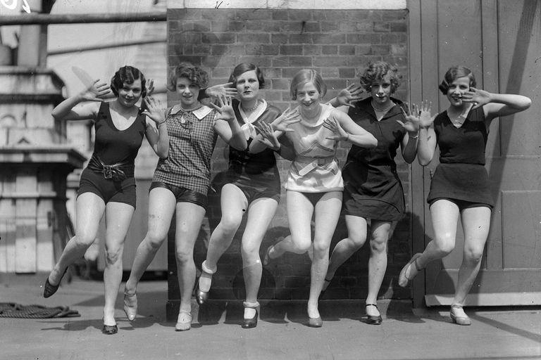 The Roaring Twenties Dancing