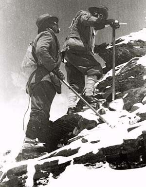 Mallory, one of the best climbers of the 1920s, died climbing on Everest in 1924.