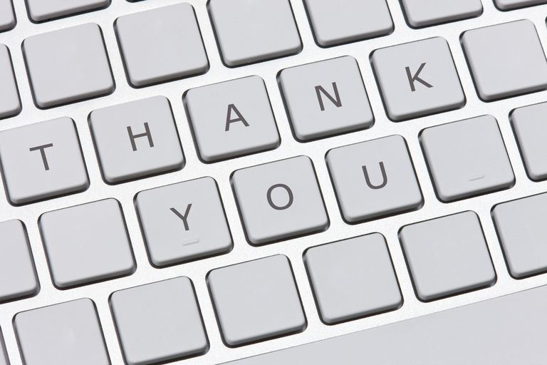 Thank You Email After Interview Examples Dos and Donts