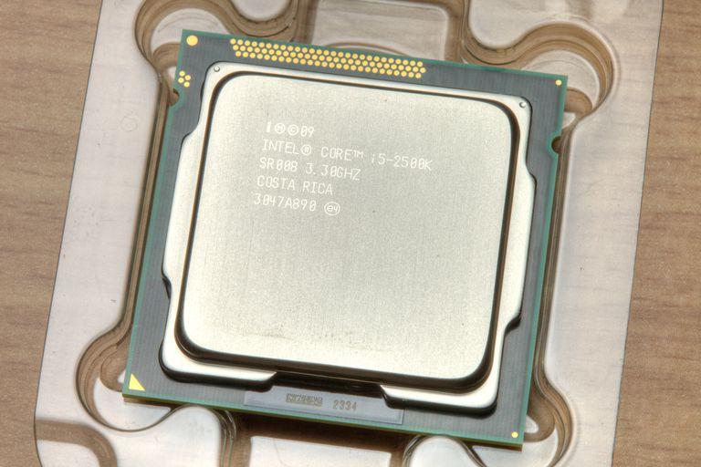 Intel i5-2500