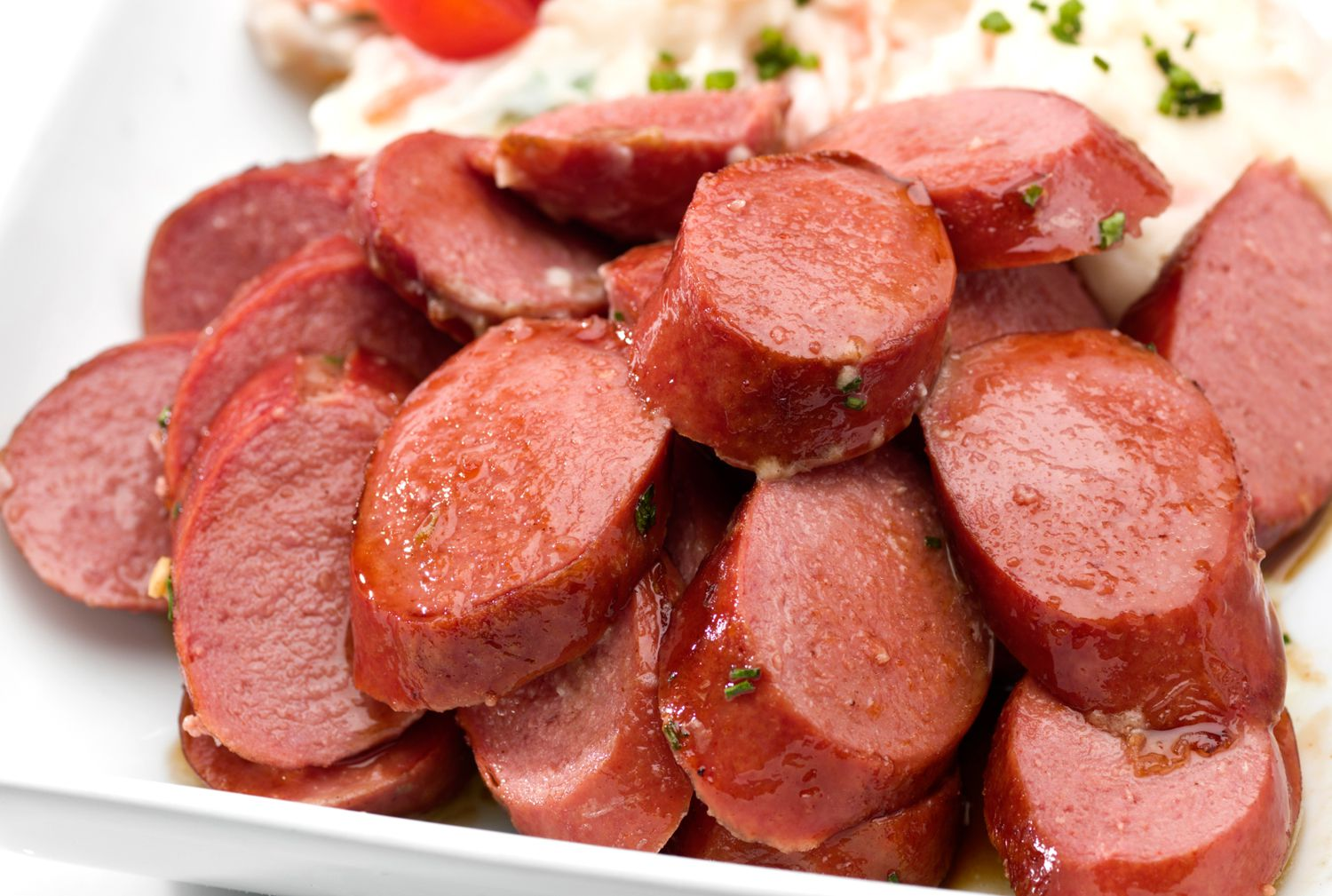 Kielbasa Recipe With Apple Jelly And Mustard