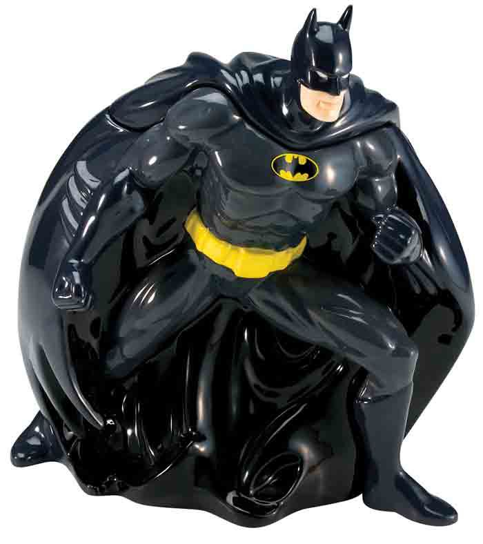 the big bang theory batman cookie jar