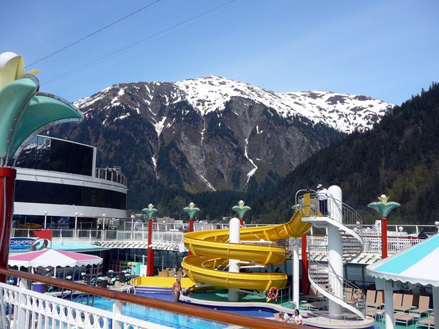 Norwegian Pearl Photo Gallery Alaska Inside Passage Cruise