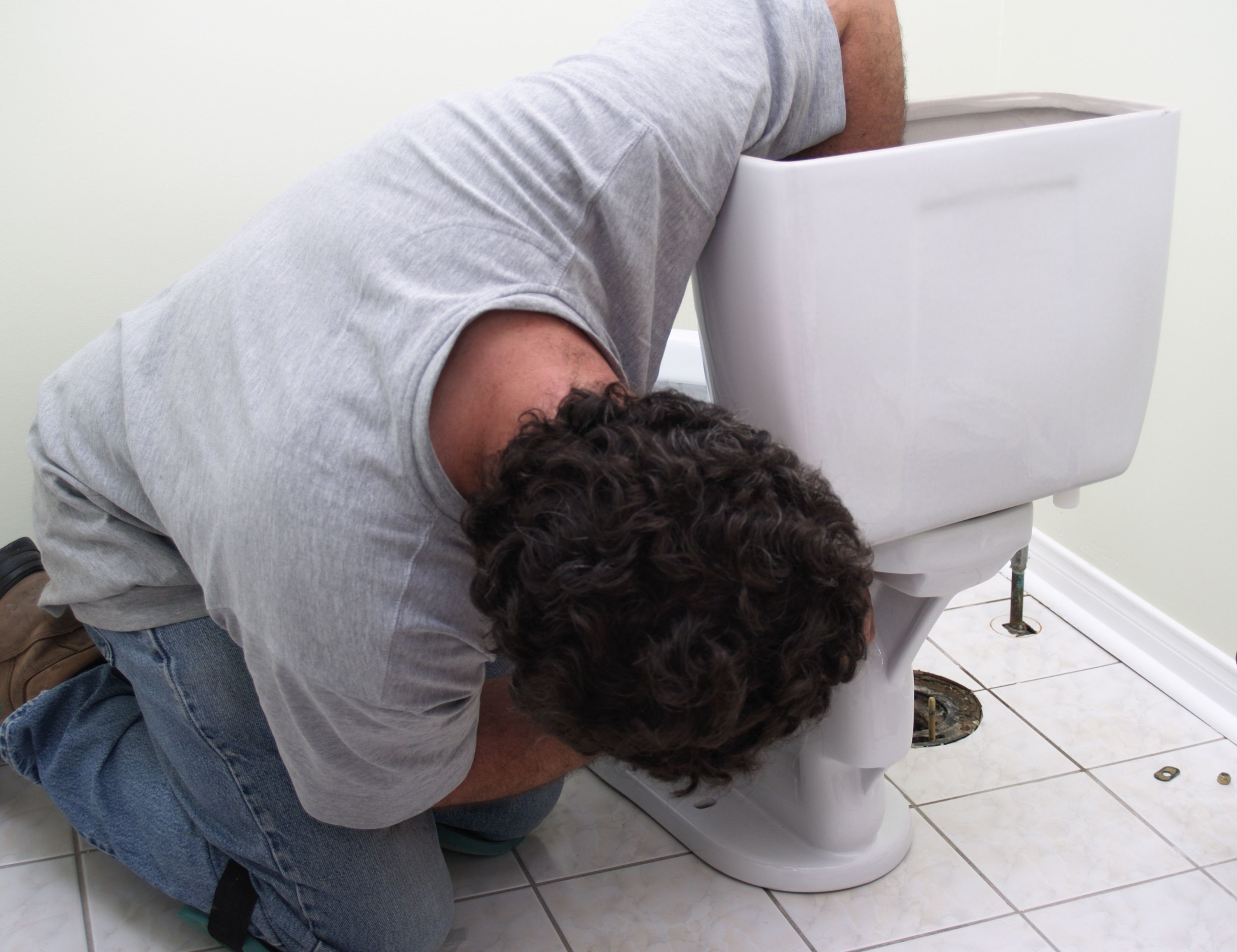 How To Replace A Toilet Flange