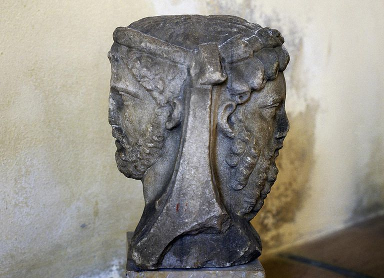 Two-Faced Janus
