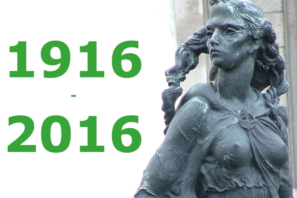 Remembering 1916 in 2016 - with determination