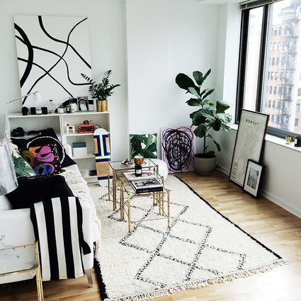 10 Ways to Create More Visual Space. Apartment Ideas