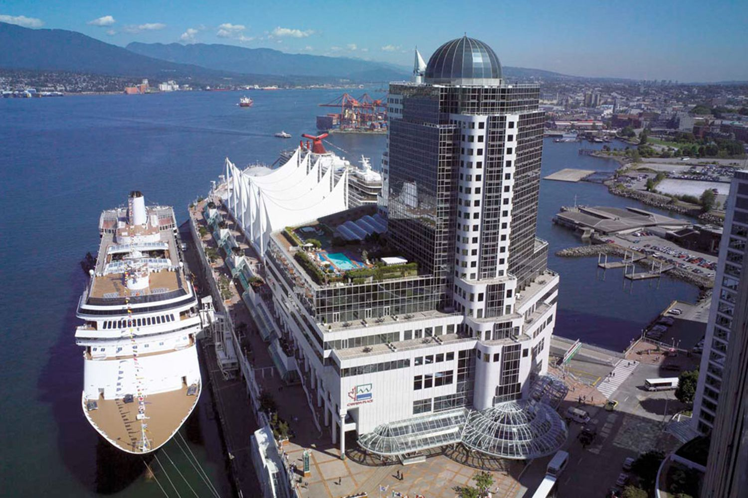 Compare Car Insurance Rates >> 9 Best Vancouver Hotels for Alaska Cruise Passengers