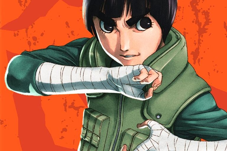 Rock Lee from Naruto Shippuden