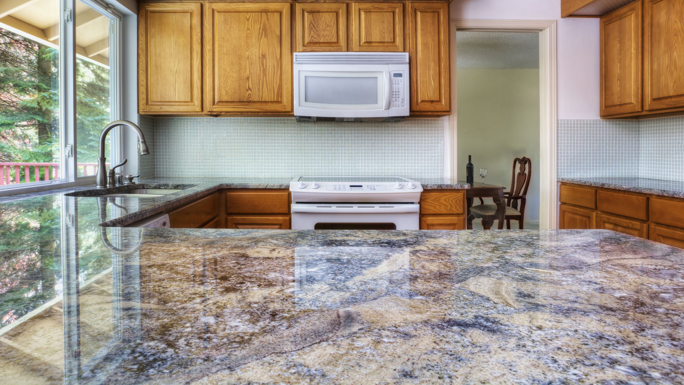 Dont over improve 3 tips to pick the best flooring 5 steps to prepare you for choosing a countertop dailygadgetfo Choice Image