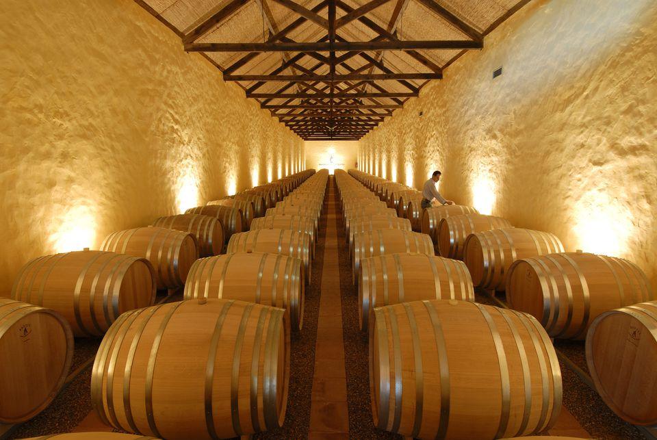 Wine cellars of Comporta, Alentejo, Portugal