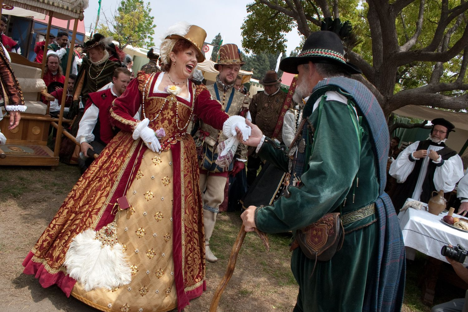 Renaissance Fairs: 12 Weekends Of Renaissance Festivals In Los Angeles