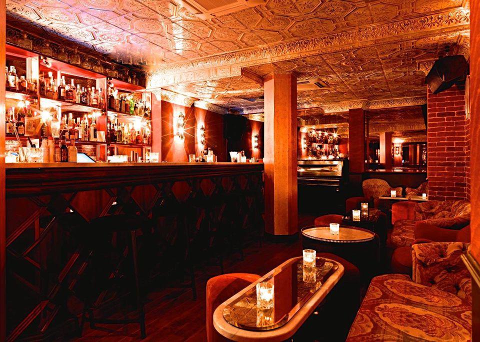 The Ballroom du Beefclub is one of Paris' coolest, semi-secret watering holes.