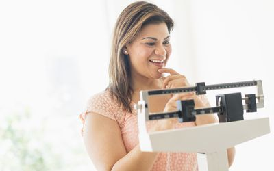 Weight loss competition pounds or percentage picture 2