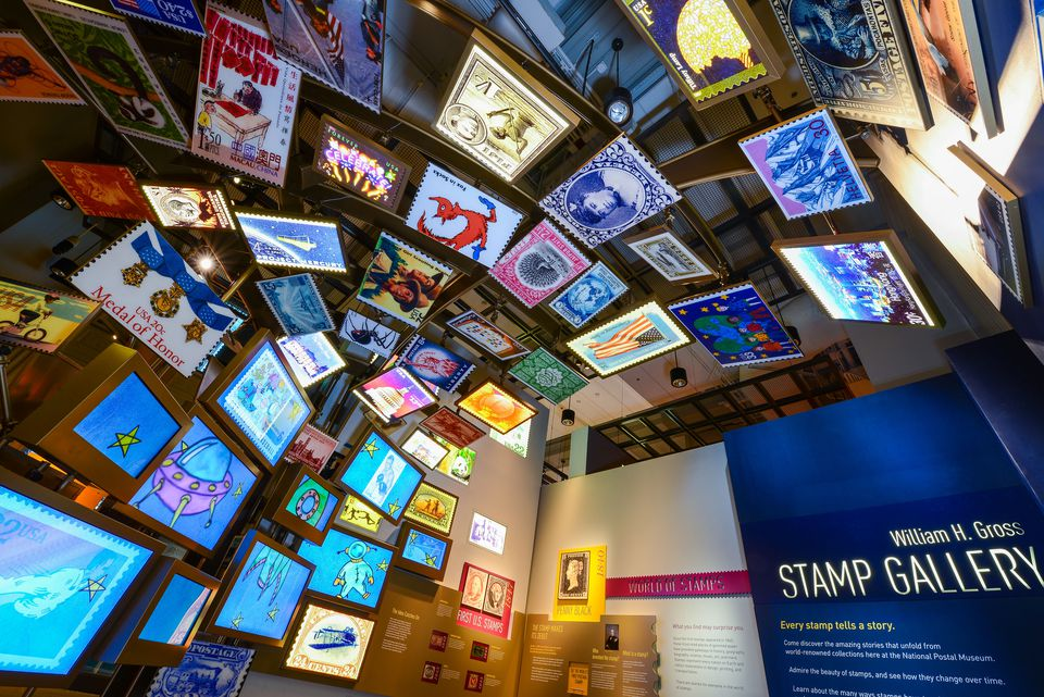 Smithsonian's National Postal Museum