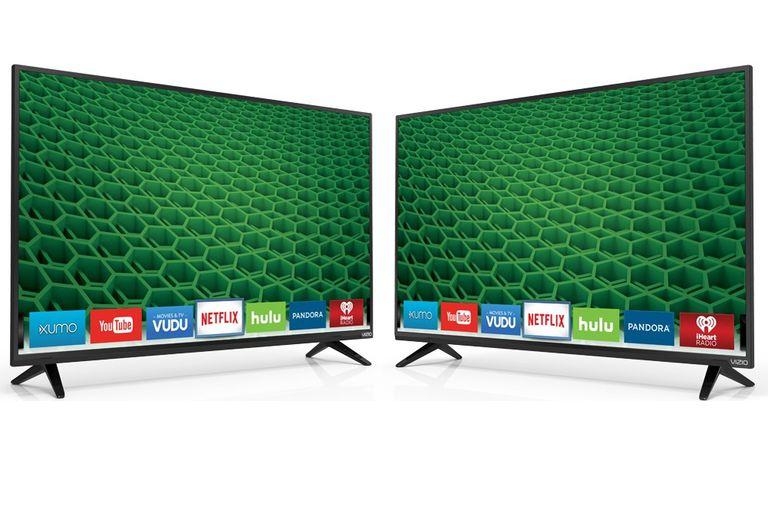 Vizio D-Series 1080p Smart TV Example