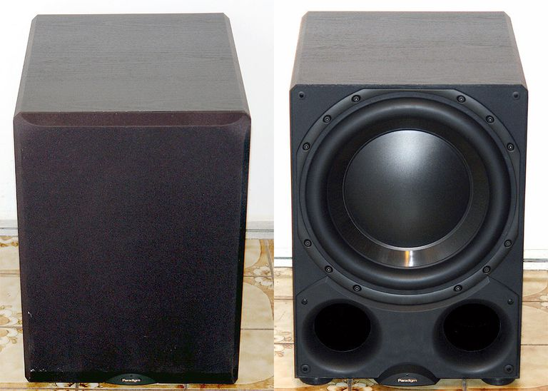 Paradigm DSP-3400 Powered Subwoofer