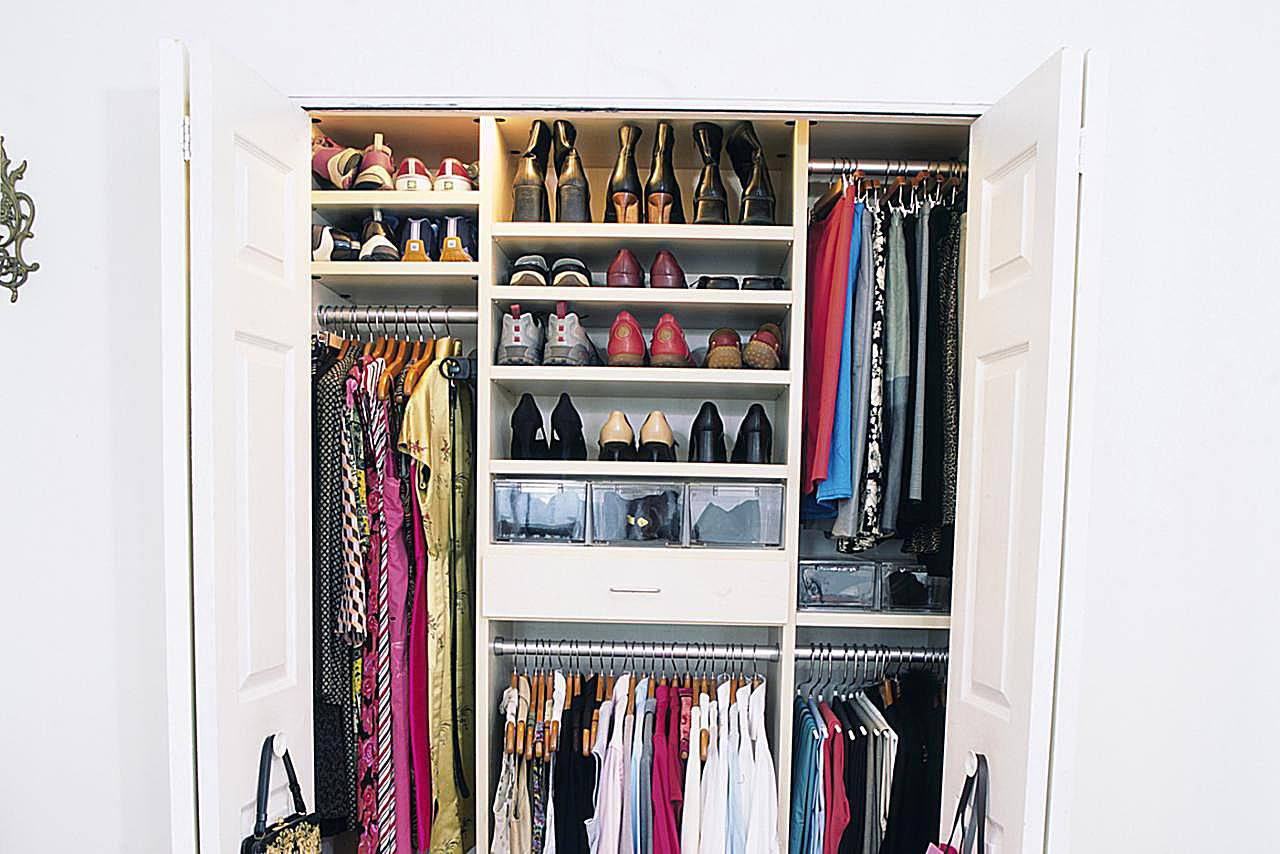 Closets Organization. Maximize Storage In a Small Closet   Personal Organizing