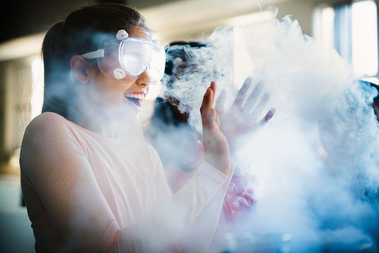 Smoke science lab
