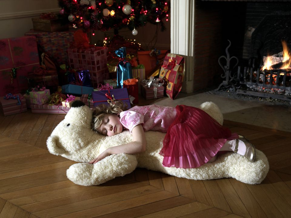 how to clean holiday plush toys