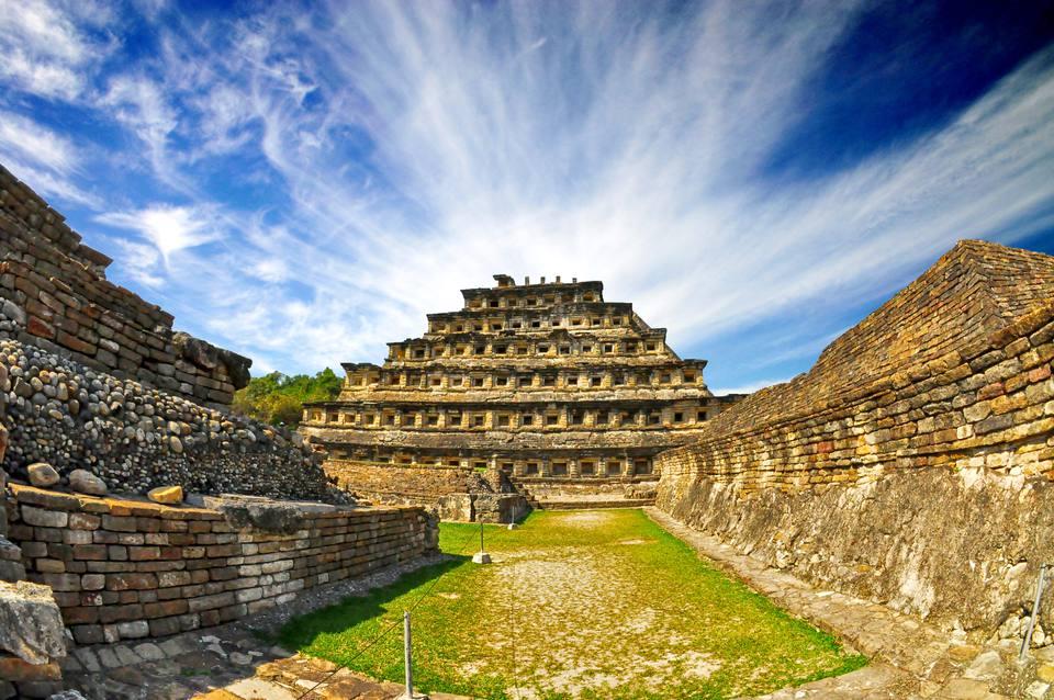 Tajín in Veracruz, México