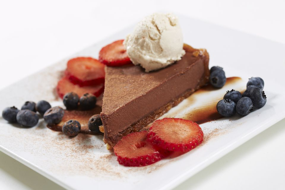 Chocolate Pie With Cocoa