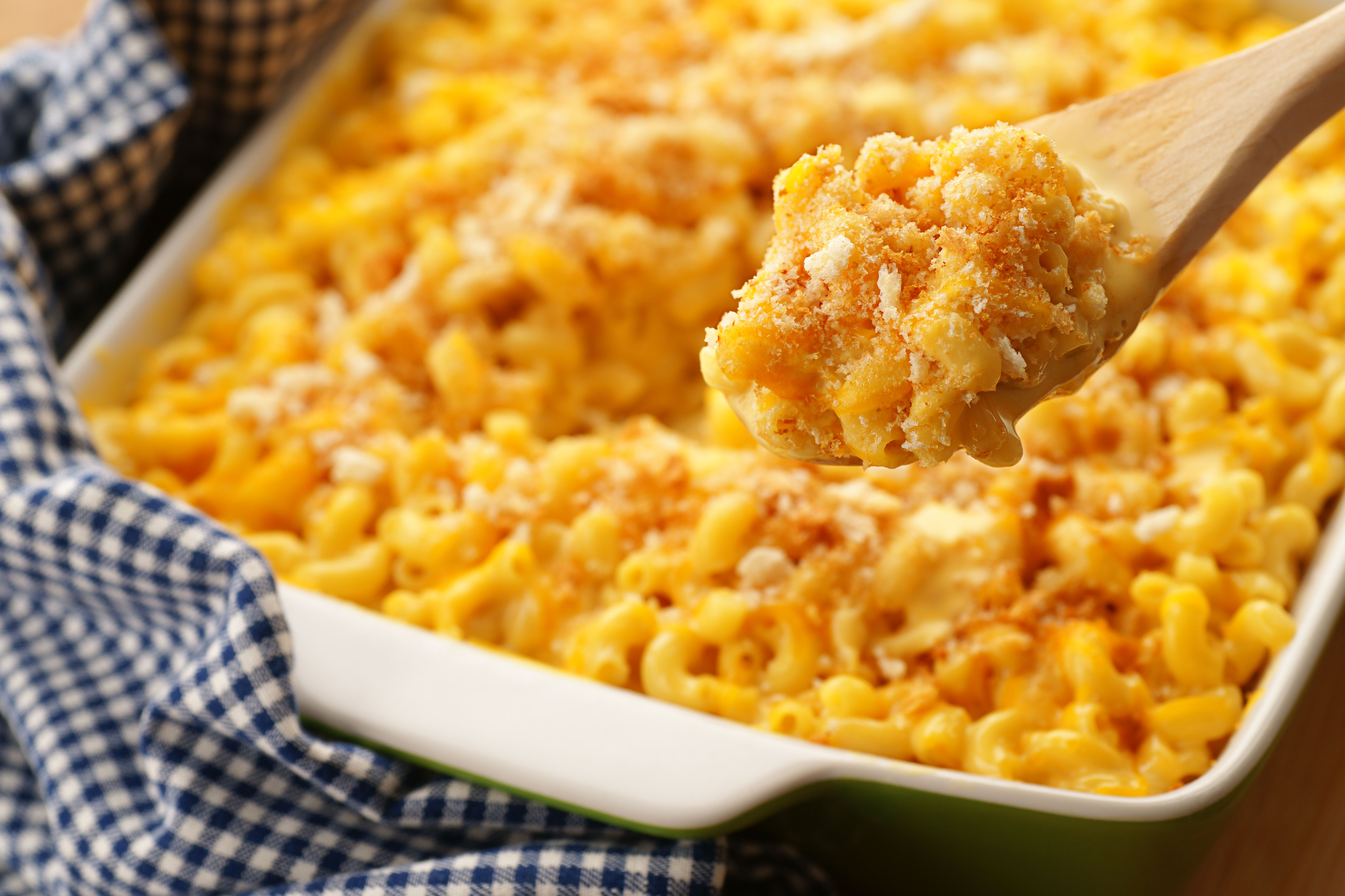 Baked Mac Cheese Recipe Soul Food