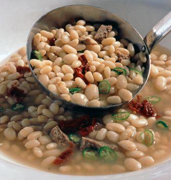 Gluten-Free Navy Bean Soup Recipe