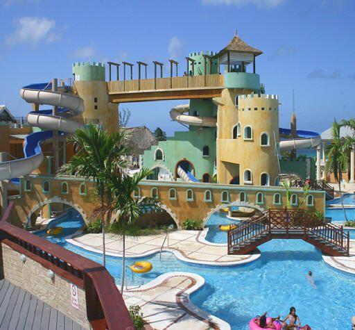 Sunset Beach Resort Spa Amp Waterpark In Montego Bay