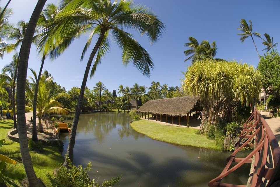 Oahu, Hawaii's Top Attraction   Polynesian Cultural Center