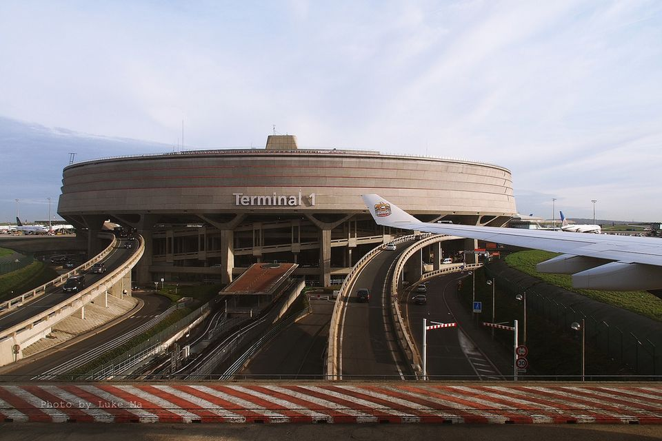Roissy Charles de Gaulle Airport