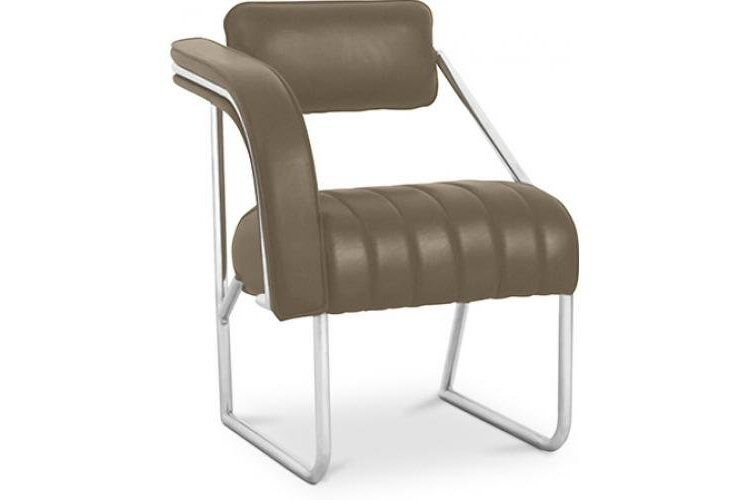 Reproduction of the Nonconformist Chair designed by Eileen Gray Chairs By Famous Architects   Designs to Sit In. Famous Architect Chairs. Home Design Ideas