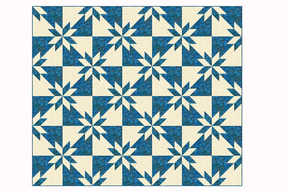 20 Easy Quilt Patterns for Beginning Quilters : quilt kits for beginners - Adamdwight.com